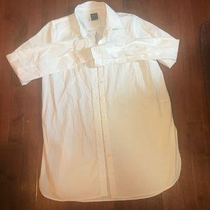Gap Maternity shirt dress